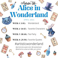 FREE DOWNLOAD Wonderland challenge prompts