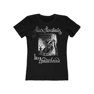 Alice's Adventures in Wonderland T-Shirt (Women's)