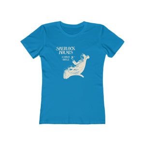 The Adventures of Sherlock Holmes T-Shirt (Women's)