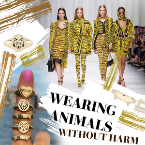 Trend Time: Wearing Animals without the Harm