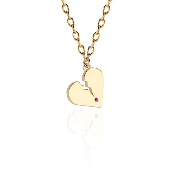 Unbreakable Heart Pendant