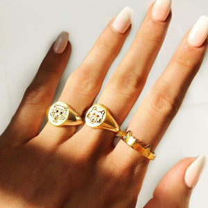 Fang 'Bling' Ring
