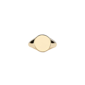 Simple Signet Ring