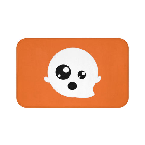 Halloween decorations - Bath mat big eye ghost | Halloween home decor | Halloween indoor decor