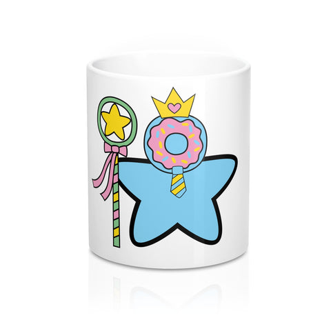 Personalized mug - Donut King | Coffee Mug | Custom mug