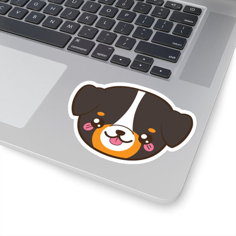 Stickers - Cute Bernese | Custom Stickers | Laptop Stickers
