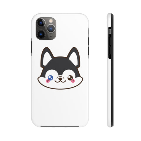 iPhone 11 pro max cases - White color husky | iPhone 11 cases mate tough