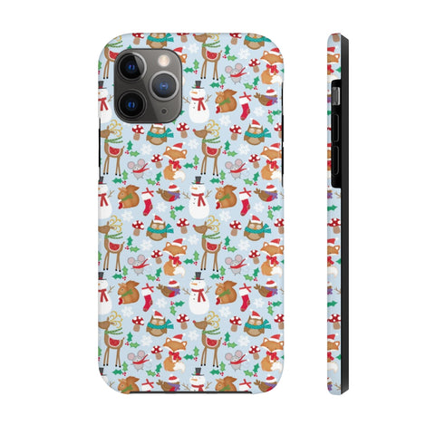 iPhone 11 pro cases - Reindeer snow | iPhone 11 cases mate tough