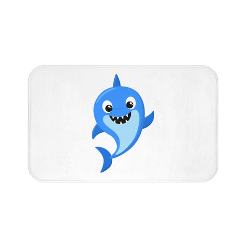 Bath Mat - Baby Shark
