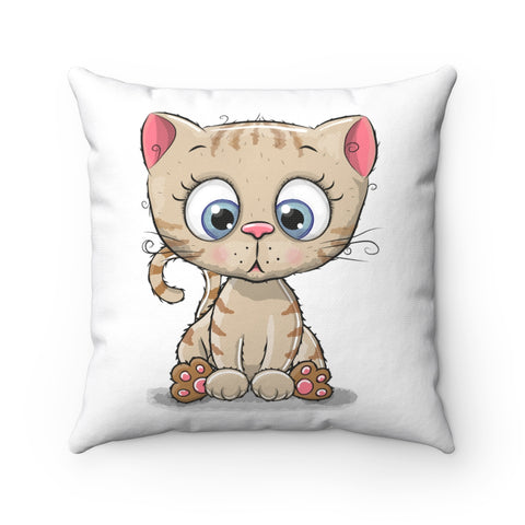 Home decor - Cute kitty standing | Cushion Cover | Personalized gift