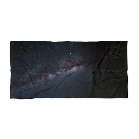 Beach Towel - Milky way