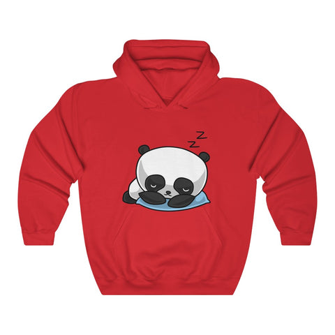 Sweatshirts for men - Sleeping panda hoodie | Hooded sweatshirts