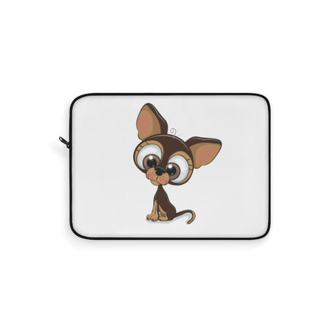 Laptop sleeve - Cute Chihuahua | Personalized gift | Custom personalized