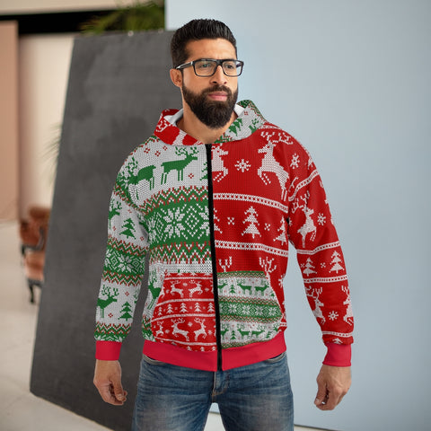Christmas sweater Ugly Christmas Sweater Hoodie