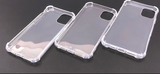 For iPhone 11 Pro iPhone 11 pro max iPhone 11 Hybrid Shockproof Thin Clear Case
