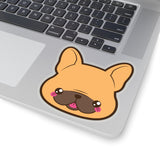 Stickers - Cute Frenchie | Custom Stickers | Laptop Stickers
