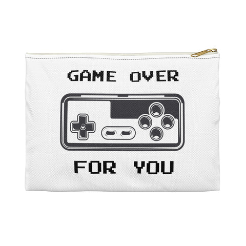 Makeup bag - Gamer girl | Custom makeup bag | Personalized makeup bag