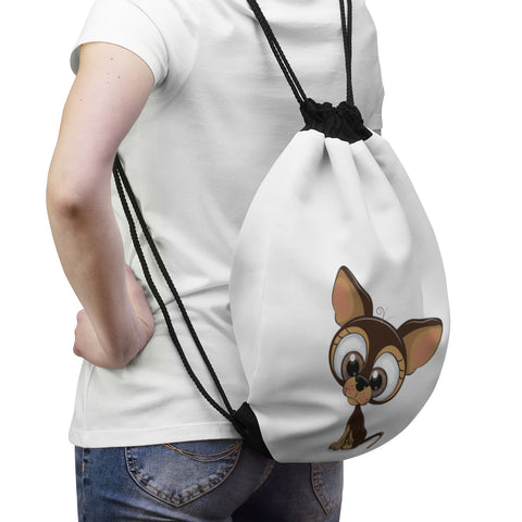 Drawstring Bag - Chihuahua | Drawstring gym back