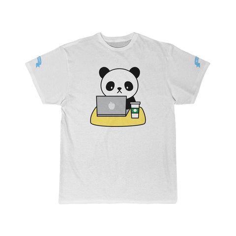 Christmas gift ideas for him - Panda Coffee | Tee for men