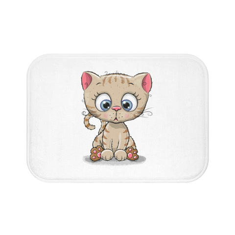 Bath Mat - Cute Kitty