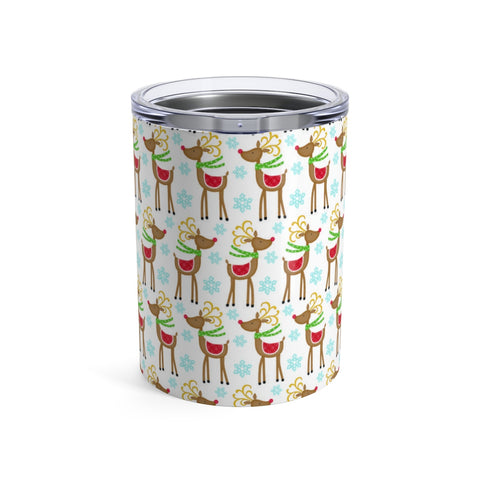 Christmas gifts - Reindeer tumbler | Customized christmas gift | Personalized gift