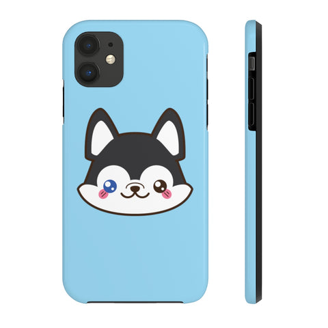 iPhone 11 cases - Blue color husky | iPhone xs max cases mate tough