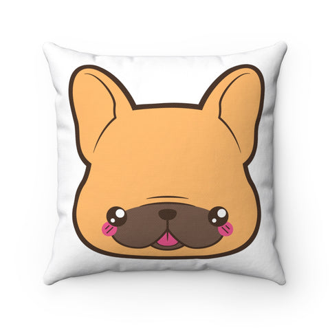Pillow Covers - Frenchie Face | Cushion Cover | Personalized gift