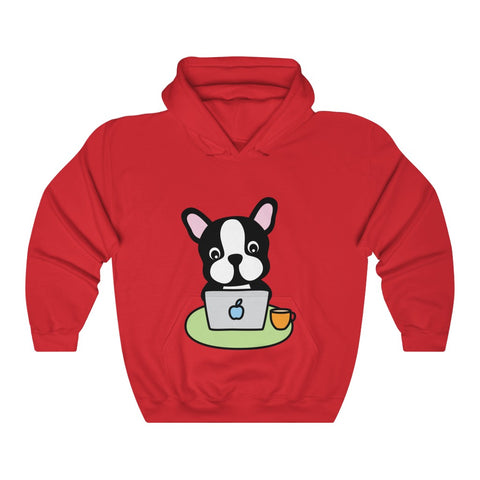 Sweatshirts for men - Bulldog working hoodie | Hooded sweatshirts