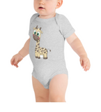 Baby boy clothes - Baby Giraffe | Baby boy gift