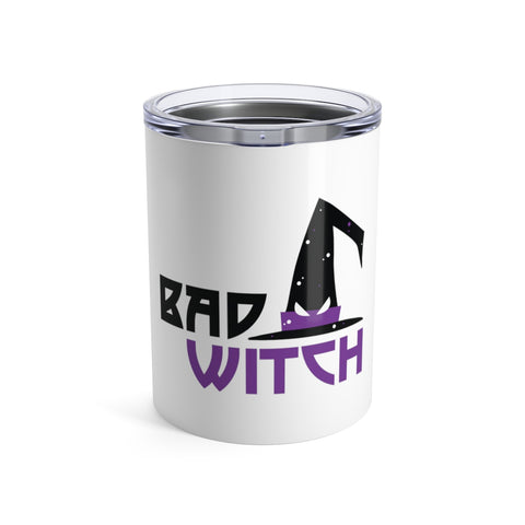 Tumbler - Bad witch | Custom tumbler | Personalized gift
