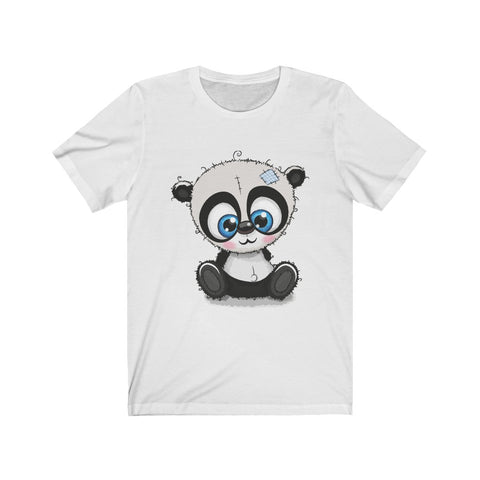 Women short sleeve shirt T shirt for women Tee for women sitting panda