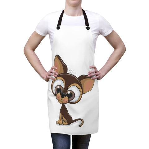 Aprons for women - Chihuahua | Custom Apron