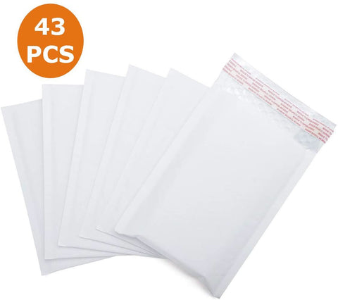 Bubble Mailers 4.25 x 7 Padded Envelopes