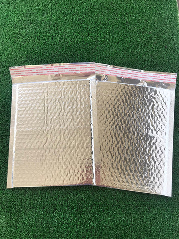 Thermal Bubble mailers Insulated Shipping Bags