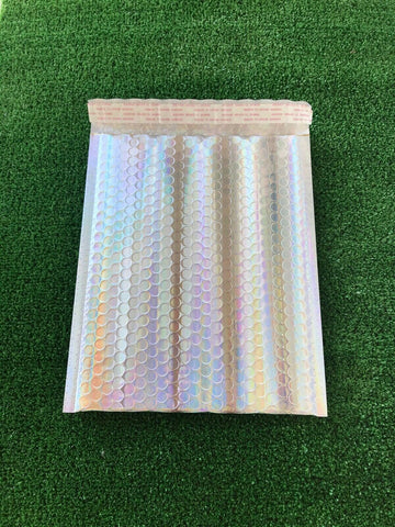 Bubble Mailers Any Size Bubble Bags Metallic Padded Envelope Holographic