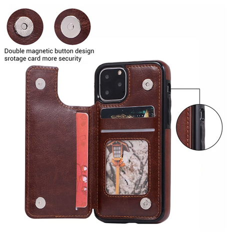 For iPhone 12 pro max Case iPhone 12 ,12 mini case iPhone 12 Pro Wallet Case