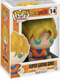 Funko Pop Animation: Dragon Ball Z - Super Saiyan Goku Vinyl Figure #3807