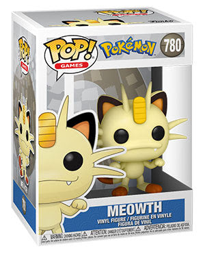 POP Games: Pokemon S6- Meowth