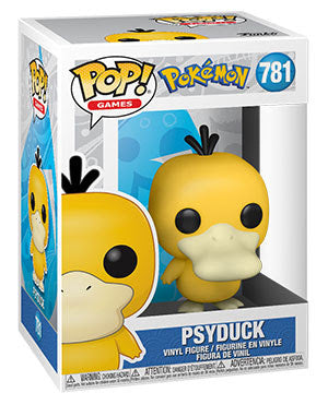 POP Games: Pokemon S6- Psyduck