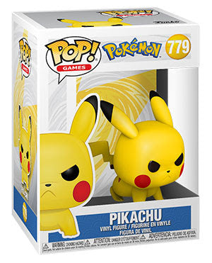POP Games: Pokemon S6- Pikachu (Attack Stance)