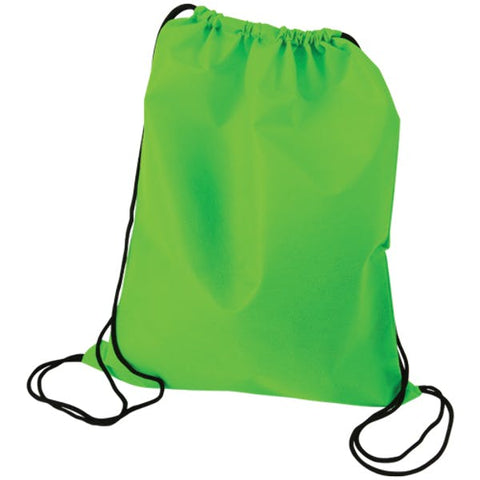 Drawstring bag neon color Drawstring backpacks