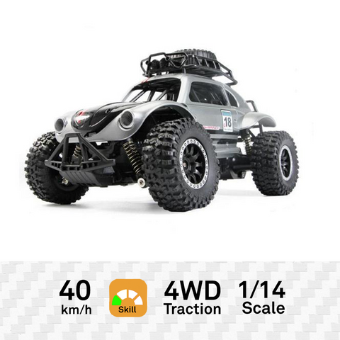 VW Beetle Buggy 4x4
