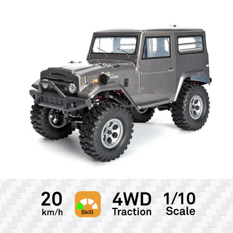 The Willys Jeep 4x4