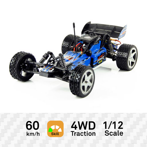 The Power Buggy 60 Km/h