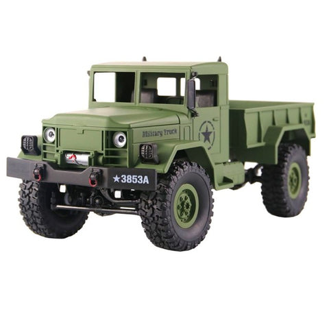 The Sergeant 4x4