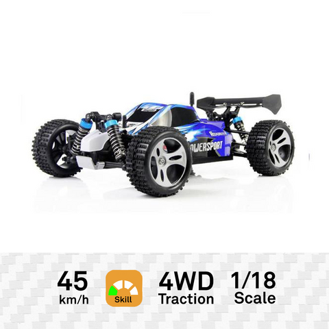 The Rabid Roadster 45 Km/h