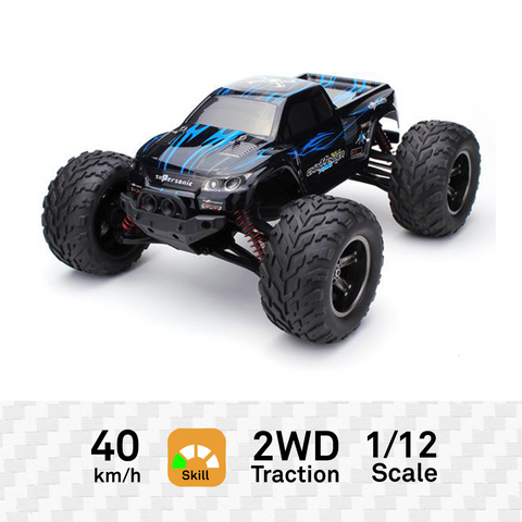 The Off-Road Racer 40 Km/h