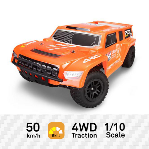 The Renegade 50 Km/h