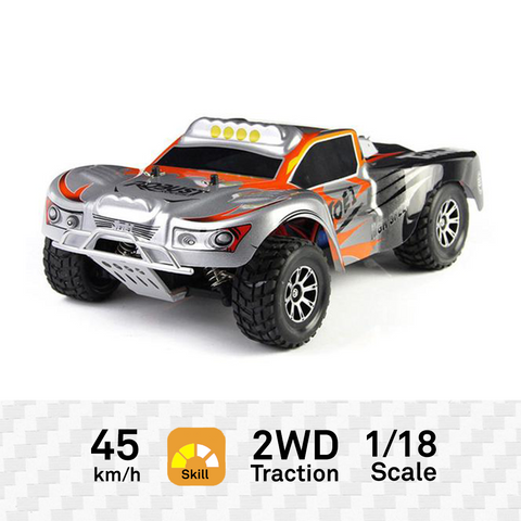 The Robust Raptor 45 Km/h