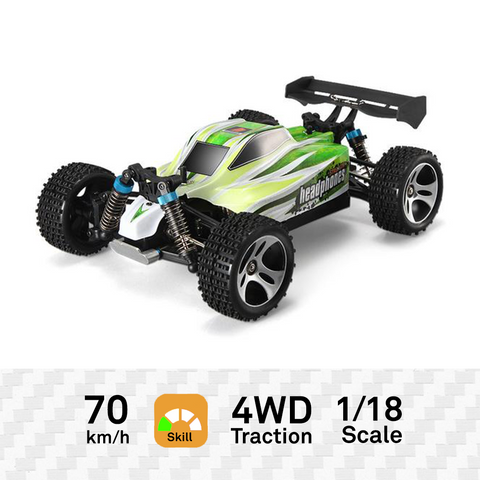 The Speedy Roadster 70 Km/h